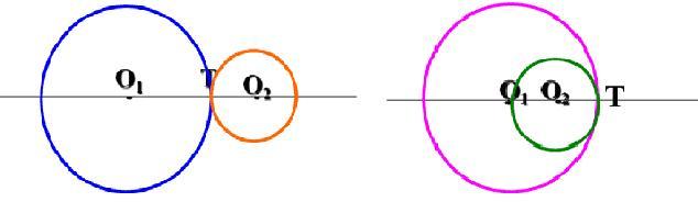 步骤:(四人学习小组合作探究) (1)以上五幅图是不是轴对称图形?