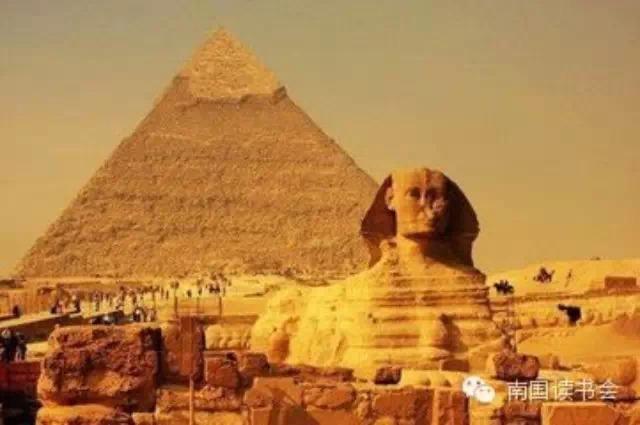 奴隶是造不出金字塔的