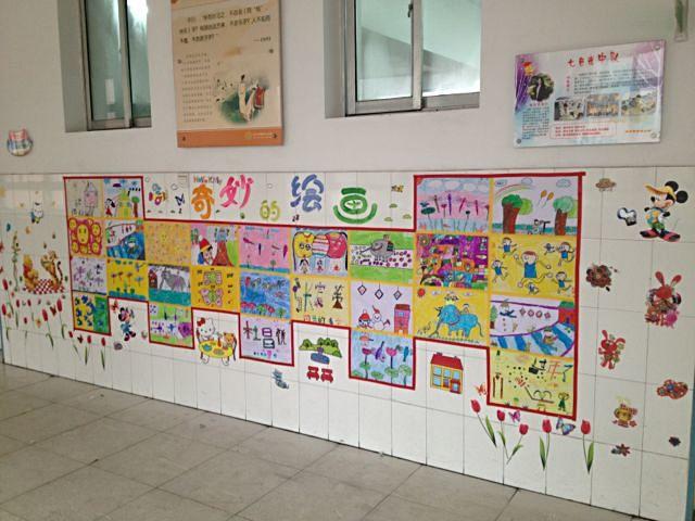 田媛的作业-布置教室-2013年济宁市中小学班主任远程图片